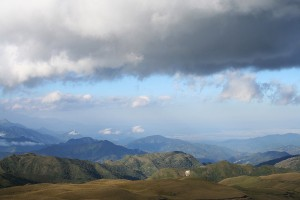 The Andean landscape